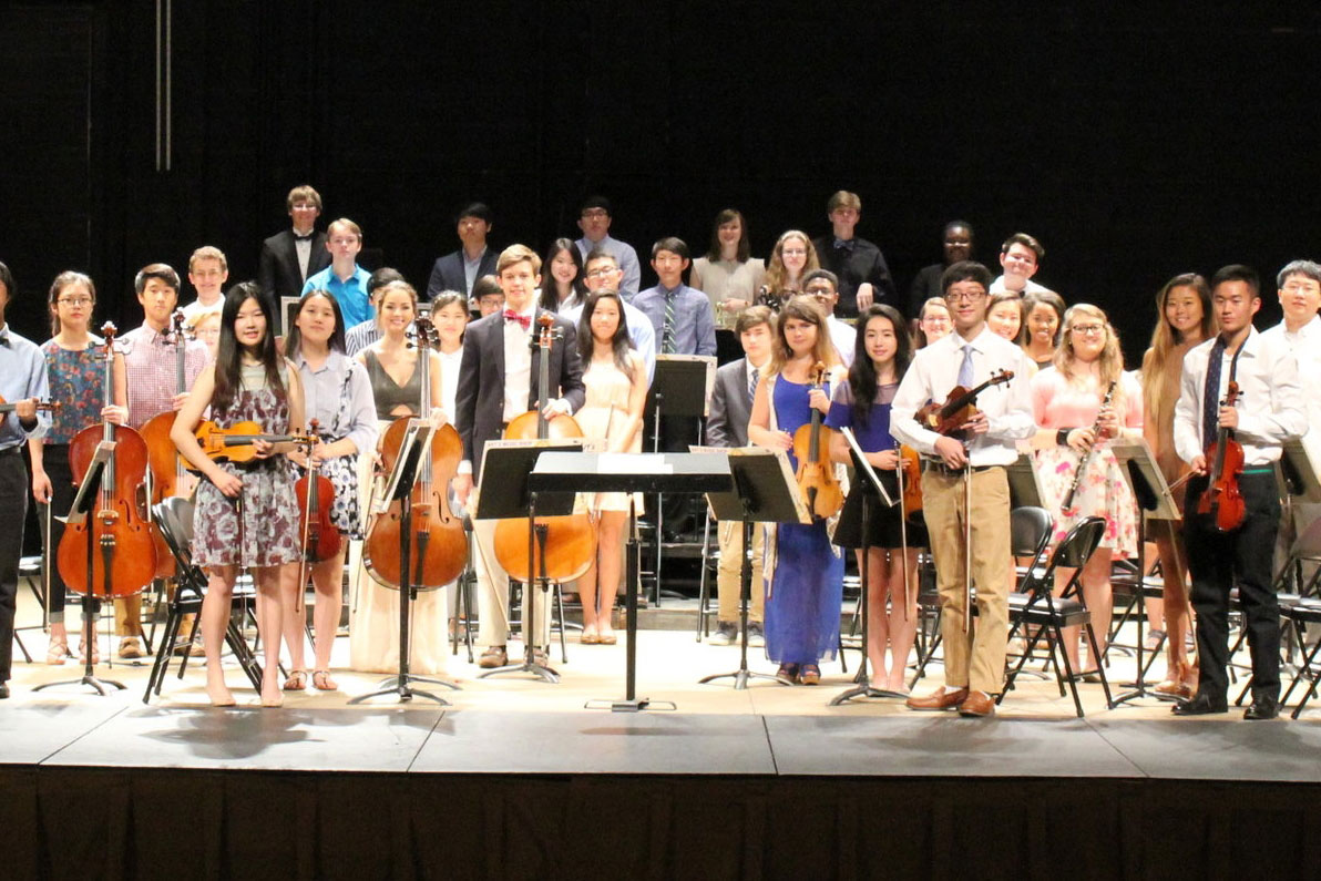 Montgomery Youth Orchestra Auditions : Montgomery Symphony